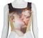 kiss angel print crop top angel print vest angel print shirt vest top boho top