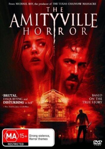 1 of 1 - The Amityville Horror - DVD VERY GOOD CONDITION FREE POSTAGE AUSTRALIA REGION 4