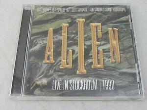 Alien-Live-in-Stockholm-1990-CD-2001-Japan-13-Tracks-MICP-10225
