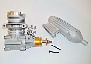 Details about RADUGA P10PY Nitro RC Model Airplane Engine 10cc,  61cu in  RAINBOW