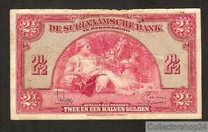 Suriname-2-Gulden-1942-Fr-Pn-87b