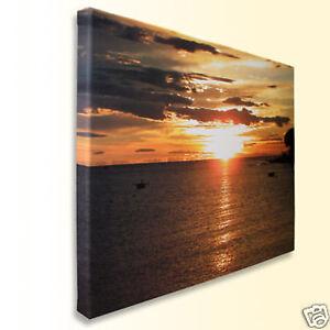 3 x bild foto wunschmotiv auf fotoleinwand 40x30 70x50cm. Black Bedroom Furniture Sets. Home Design Ideas