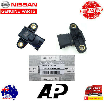 Intake Pressure Sensor 22365‑EB30A Car Accessory Fit for Nissan NP300 NAVARA Intake Pressure Sensor D40 2.5 dCi 2005‑