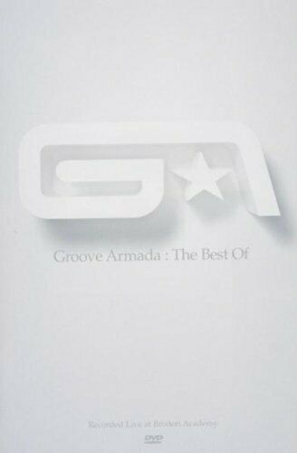 Groove Armada - The Best Of DVD SONY MUSIC
