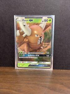 Pinsir GX 6/68 Hidden Fates ULTRA RARE Pokemon