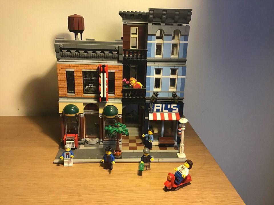 Lego City  ca. 100kr Per nr.