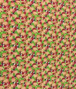 Marshall Dry goods Harvest Pumpkin 100/% cotton fabric by the yard