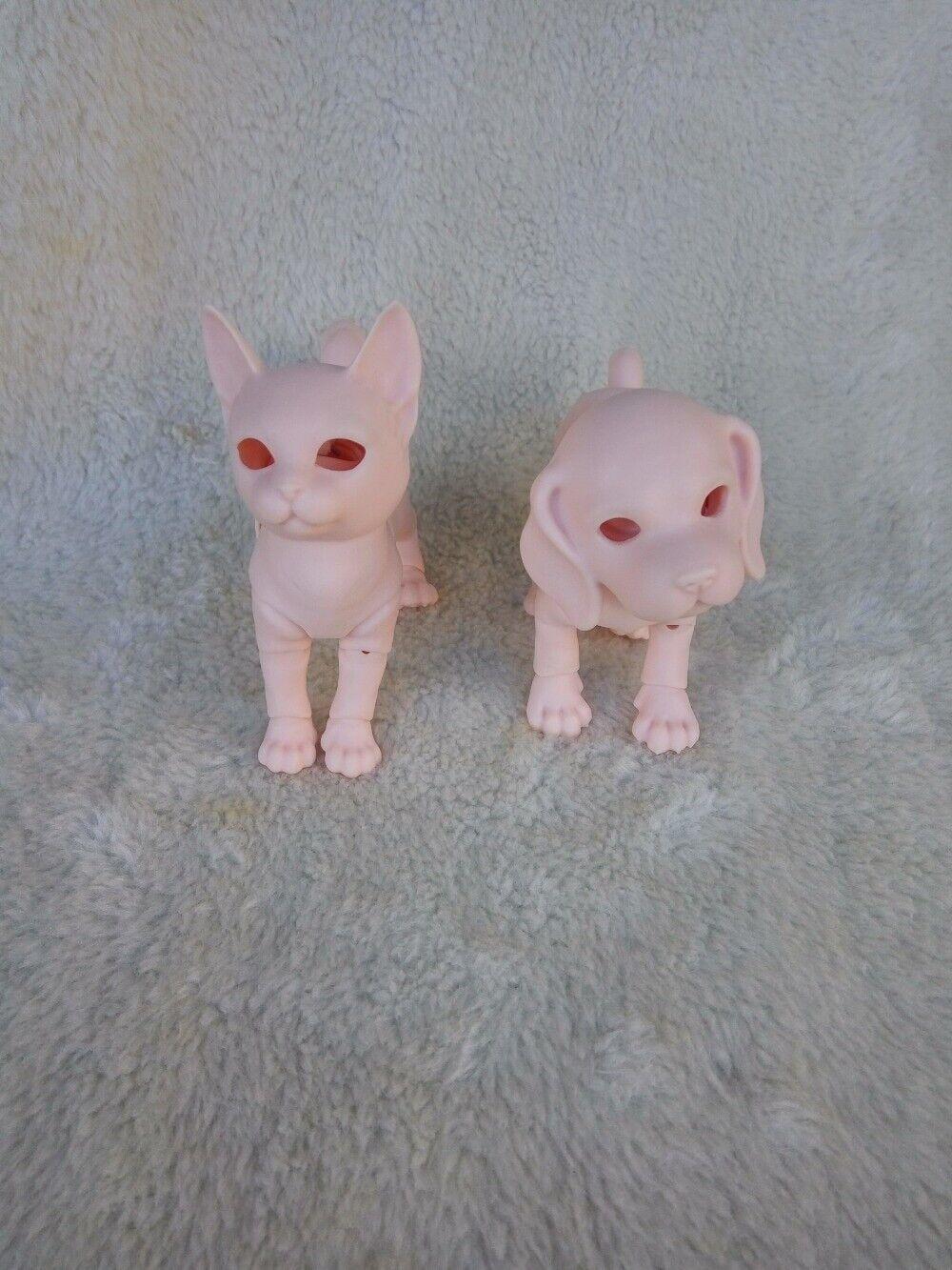 alta qualità Muñeca Muñeca Muñeca perro gato recast BJD- cute kittens e puppy high quality giocattoli for sale  colorways incredibili