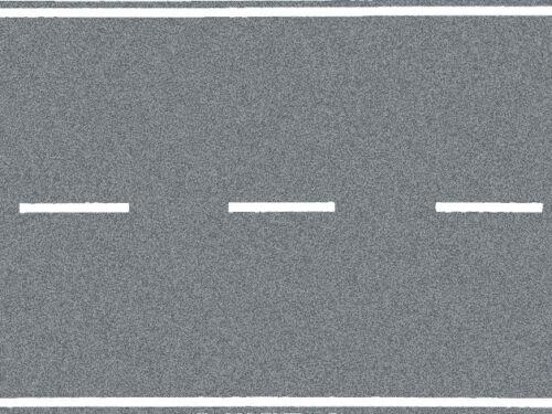 strada di campagna 100x6,6cm Ancora traccia 60709 h0 prezzo base 1m² = 92,42 euro Grigio