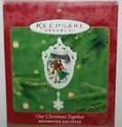 HALLMARK KEEPSAKE ORNAMENT ~ OUR CHRISTMAS TOGETHER ~ BRAND NEW IN BOX