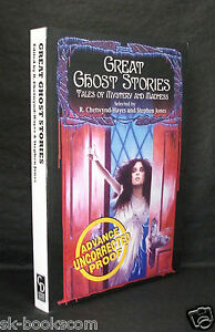REAPERS IMAGE GREAT GHOST STORIES Stephen King US UNCORRECTED PROOF / ARC 1st CD