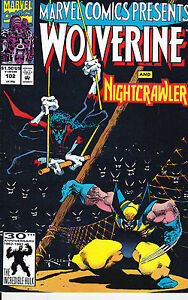 MARVEL-COMICS-PRESENTS-WOLVERINE-N-102-Albo-in-Americano
