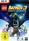 LEGO Batman 3 - Jenseits von Gotham (PC, 2014, DVD-Box)