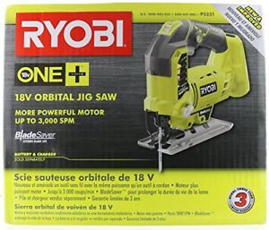 Ryobi p5231 18 volt one orbital jig saw upgraded p523 tool only image is loading ryobi p5231 18 volt one orbital jig saw keyboard keysfo Gallery