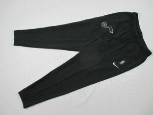 NEW-Nike-Utah-Jazz-Black-Athletic-Pants-Multiple-Sizes