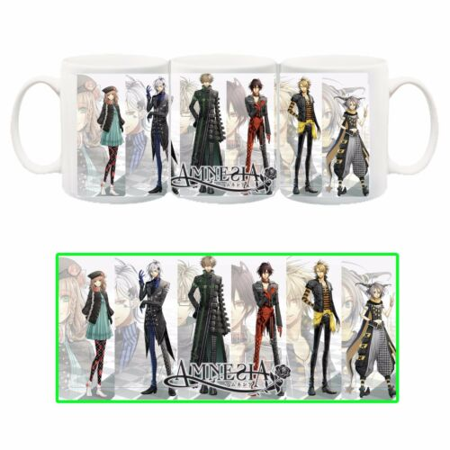 Amuneshia Amnesia Shin Ikki Kent Toma Cup Ceramic Mug Cup Manga Anime