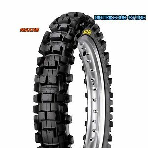 NEW-MAXXIS-MOTOCROSS-REAR-TYRE-100-90-19-M7305-HONDA-CRF250-CRF-250