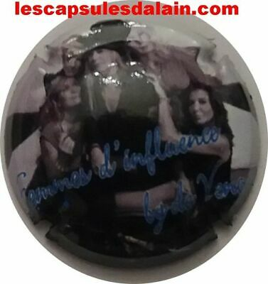 BELLE CAPSULE CHAMPAGNE SANDRIN JEAN REF N°22b 2020 NEWS