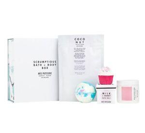 Miss-Patisserie-Fragrant-Moisturising-Bath-Melts-Cupcake-Body-Care-Gift-Boxed