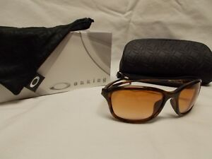 c158e745c24 Details about oo9297-04 OAKLEY SUNGLASSES SHE S UNSTOPPABLE TORTOISE W   BROWN GRADIENT LENS
