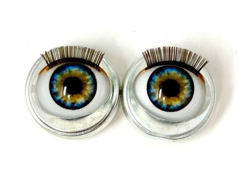 One Pair American Girl Custom Open Close Doll Eyes *New* Choose From 25 Colors