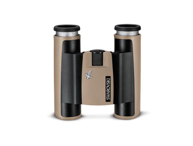 Swarovski Optik **CL Pocket 8x25 Binoculars** Sandbrown, made in Austria