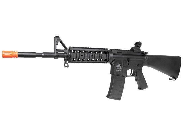 Dragon Src Lightning Sports Series Metal Gear Semi Full Auto Aeg Airsoft Rifle For Sale Online