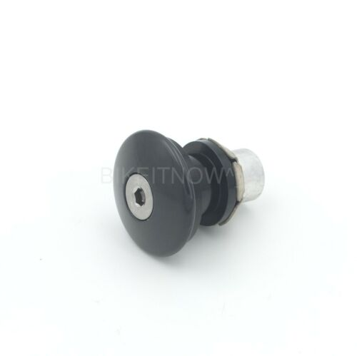 "carbon Top Cap For 1-1//8/"" Bike Fork Steerer Compressor//Expander Plug 28.6mm"