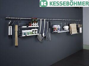 Kesseböhmer Linero Barra Sistema Mensole Colonna Cucina Ringhiera da ...