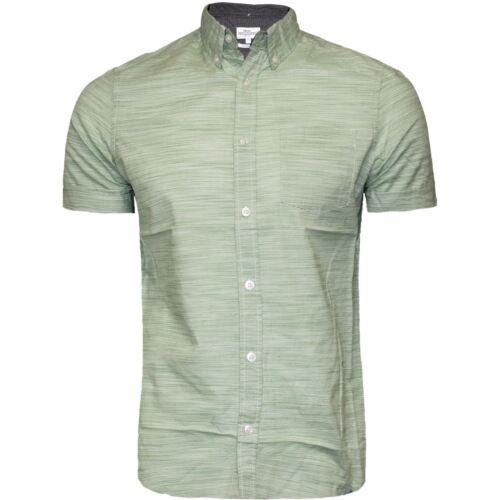 New Men/'s Branded Check Printed Shirt Short Sleeve Shirt Casual Designer Shirt