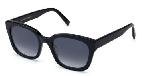 Warby Parker Aubrey Sunglasses in Jet Black (pre-… - image 1
