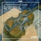 Heinrich Wilhelm Ernst: Fantaisie Brillante - The Virtuoso Violin (CD, Jan-2015, 2 Discs, CPO)