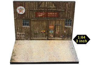 Diorama-presentoir-Western-Garage-USA-3-inch-1-64eme-3in-2-K-K-002