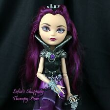 Ever After High Doll~Raven Queen~1st Chapter~Ring Bracelet Combo