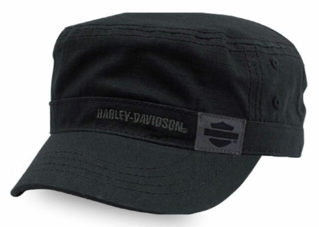 Harley-Davidson Women s Midnight Special BS Painter s Cap Black Pc26430 4a3527e9b4b