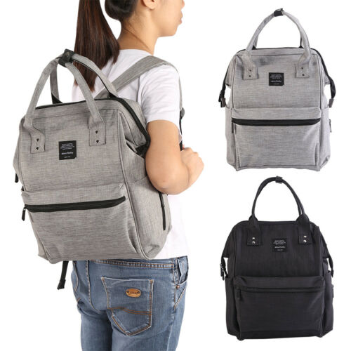 Multifunctional Large Baby Diaper Backpack Changing Waterproof Bag Mummy Nappy S
