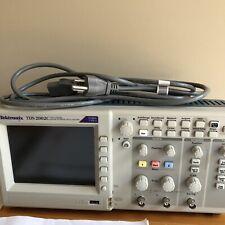 Tektronix Tds 2002c 2 Channel Digital Oscilloscope With Accessories
