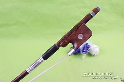 String Intellective 3/4 Upright Double Bass Bow French Style Straight Balance Snakewood Advance Upright Basses