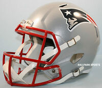 England Patriots - Riddell Full Size Speed Replica Helmet