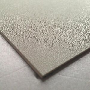 1.5mm White Smooth ABS Sheet 4 SIZES TO CHOOSE Acrylonitrile Butadiene Styrene