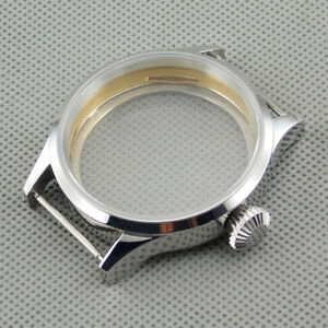 P498-ST36-ETA-6497-6498-Movement-Kit-Polished-Sapphire-43mm-Corgeut-Watch-Case