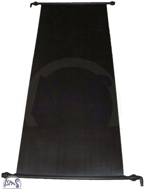 Poolheizung Solarheizung Pool Solarabsorber 1,20mx4,50m