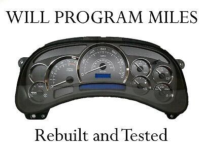 Denali Speedometer