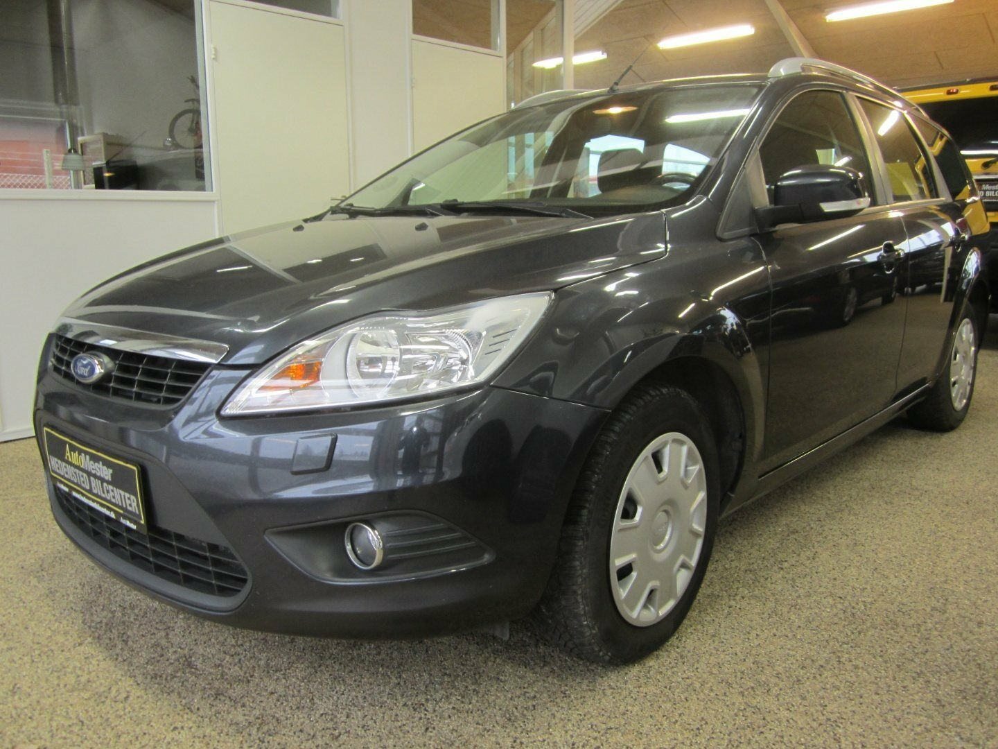Ford Focus 1,6 TDCi 109 Trend Collection stc. 5d - 49.900 kr.