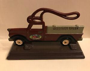 Chestnut-Creek-Cast-Iron-Nut-Cracker-Old-Pick-Up-Truck-Houston-Harvest-2004