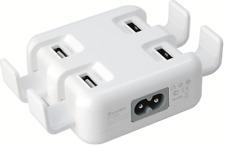 Artikelbild iconBit Universal Netzteil mit 4 USB Ports und Stand Funktion NEU OVP