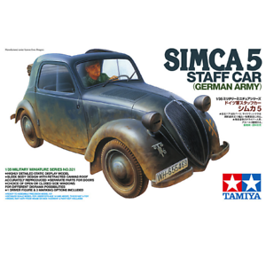 Tamiya-35321-Simca-5-Staff-Car-German-Army-1-35