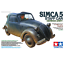 Tamiya-35321-Simca-5-Staff-Car-German-Army-1-35 miniature 1