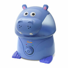 Crane RB-8245 Adorables Ultrasonic Humidifier Hippo - Certified Refurbished