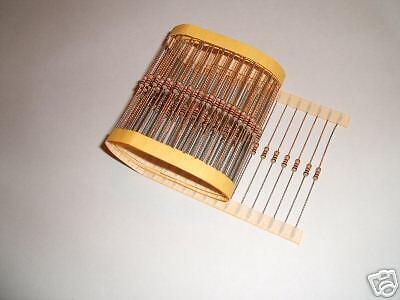 100 x 82K Resistors 5/% 1//4W E12 Series Resistor CR25